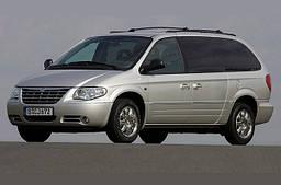 Chrysler Grand Voyager 4 (2001 - 2007)