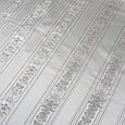 Декоржаккардовая ткань полоса св.серый серый, фото 2