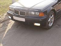 Дефлектор капота (мухобойка) BMW 3 серии (36кузов) с 1991-1998 г.в.