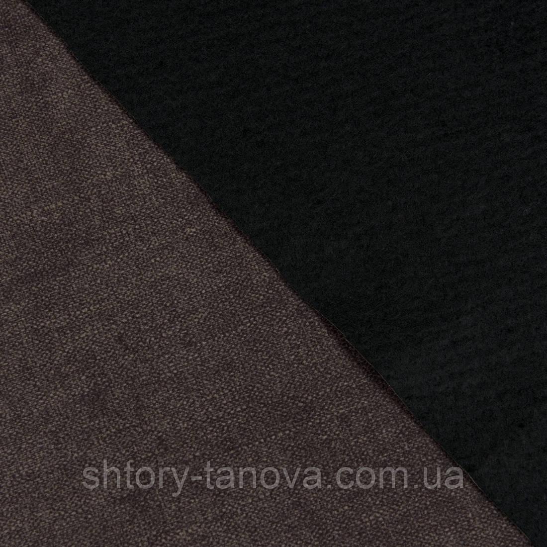 Декоративна тканина блийч т. попіл
