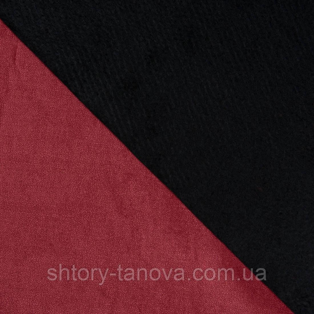 Декоративна тканина блийч лісова ягода
