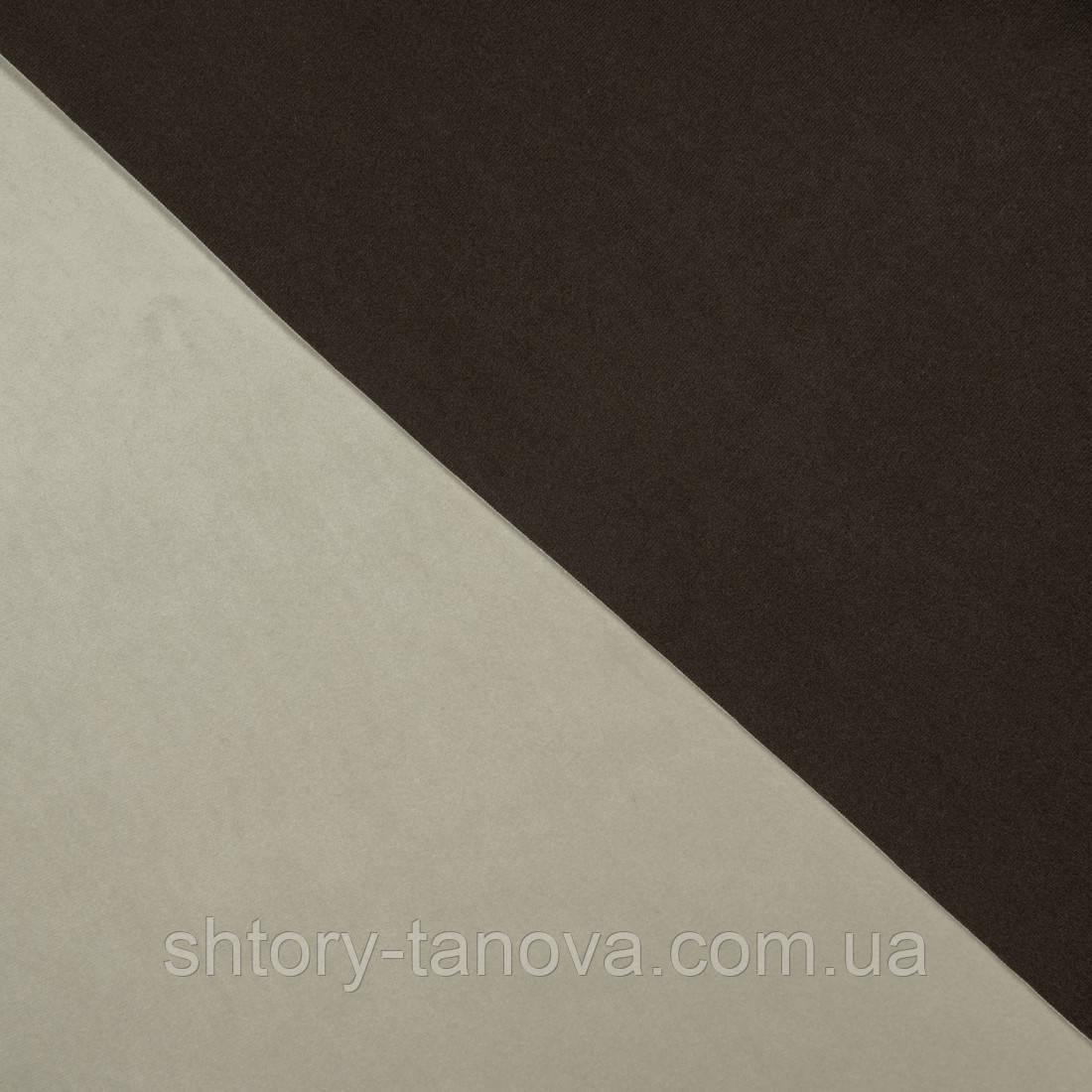 Декоративная ткань велюта св.беж