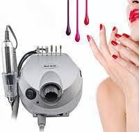 Фрезер аппарат для маникюра, педикюра. Nail Drill DM-202, 30W, cкорость: 35000 об/мин