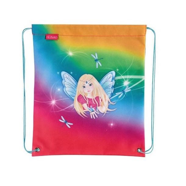 Сумка для обуви Herlitz Fairy Rainbow (50014606F)