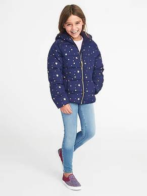 Куртка для девочек Old Navy на рост 150-164 см куртки подростковые детские, фото 2