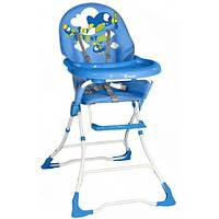 Стульчик для кормления детский Bertoni CANDY (blue sky adventure)