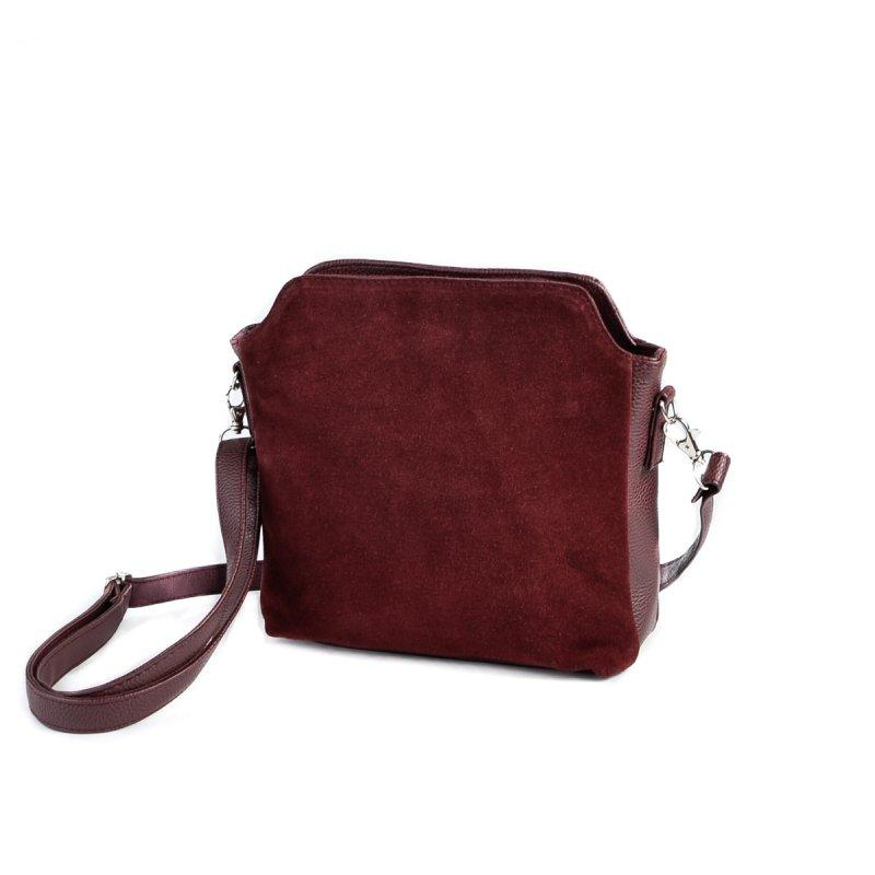 Женская замшевая сумочка Камелия М121-38/замш, фото 1