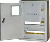Шкаф распределительный под однофазный электронный счетчик+ 16 модулей, навесной замком (Украина)