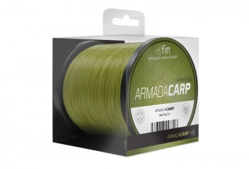 Леска карповая fin ARMADA Carp 0,35мм / 600m зеленая