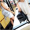 Женский рюкзак Элизабет с заклёпками 1033-1 🎁 В подарок браслет, фото 6