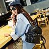 Женский рюкзак Элизабет с заклёпками 1033-1 🎁 В подарок браслет, фото 8