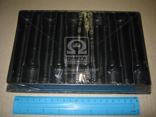 Комплект болтов двигателя FORD SCORPIO 1CORPIO I (GAE, GGE) (Форд Скорпио 1) 1,8 1985-1992 (пр-во PAYEN)