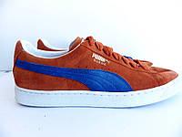 Мужские кроссовки Puma Suede Classic 100% Оригинал р-р 46 (30 см)  (б/у,сток) original пума