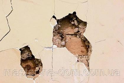Как отремонтировать поврежденный гипсокартон?