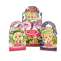 Свитбокс Младшая Сестренка  Феечки 3  Свитбокс Мармелад с игрушкой Sweet box