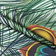 Декоративная ткань паресо/paraiso /перо жар-птицы , фото 2