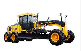 Грейдер мощность/скорость:179/2200kW/rpm, рабочий вес:16980kg