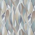 Декоративная ткань олас/olas волна беж,серый,сизый, фото 2