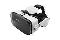 3D очки виртуальной реальности BOBO VR Z4 с наушниками, фото 1