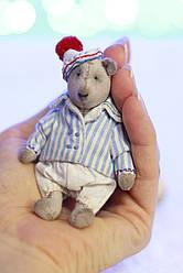Мишка Тедди ручной работы