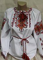 Сорочка вышиванка  (лен )