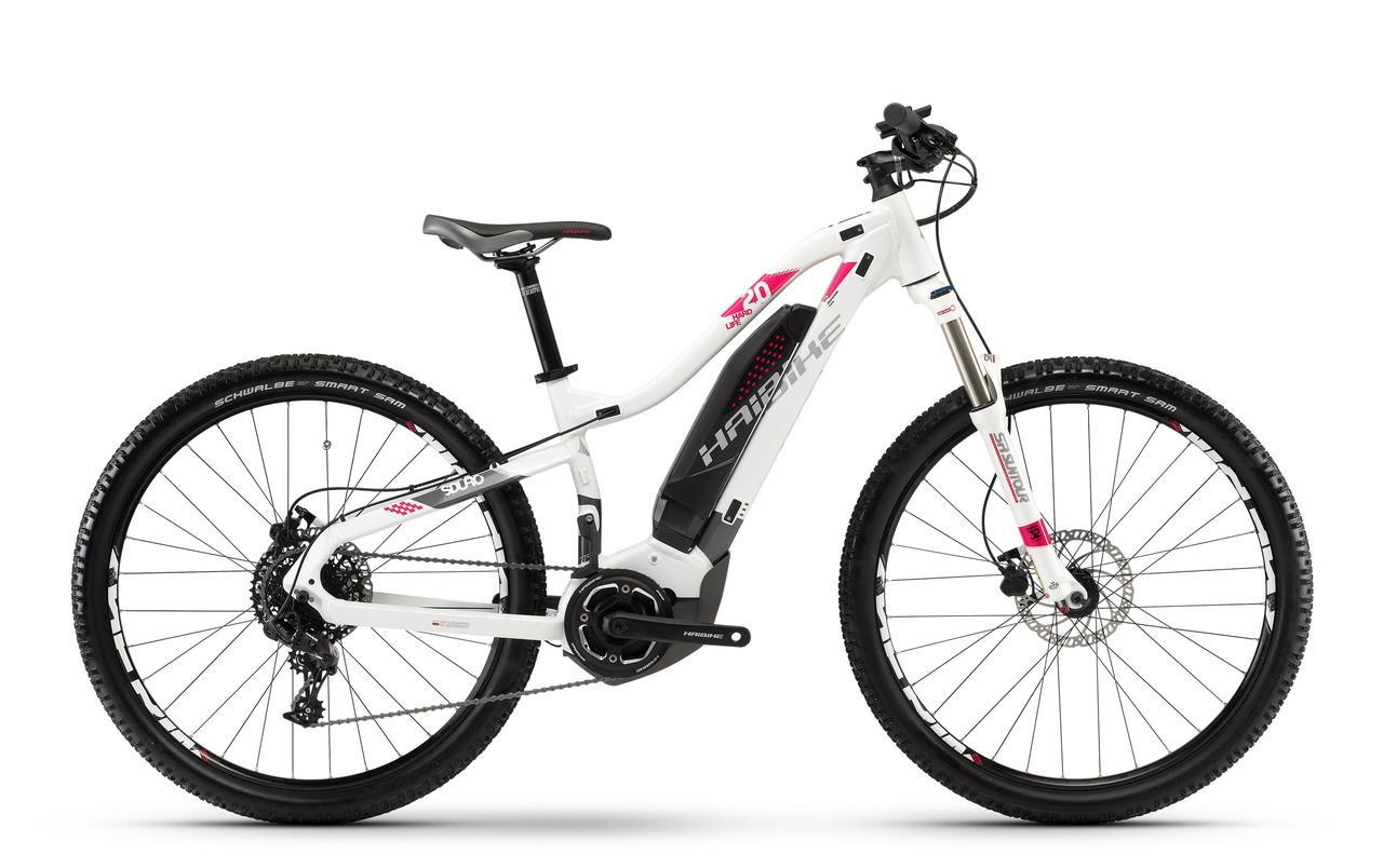"""Велосипед Haibike SDURO HardLife 2.0 27,5"""" 400Wh, рама 41 см, 2018"""