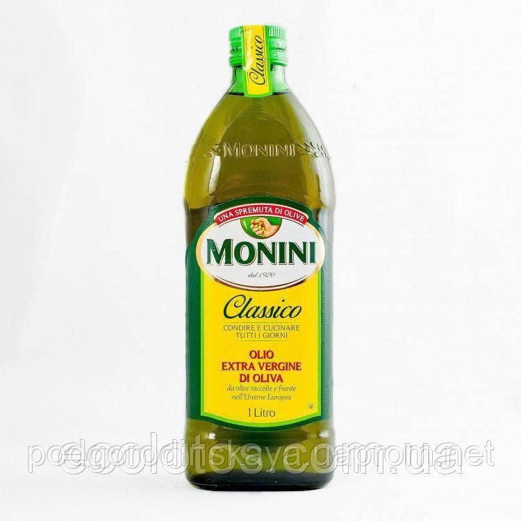 Оливковое масло Monini Classico 1 л, Италия