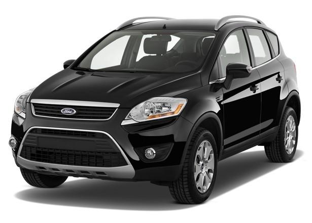 Лобовое стекло на Ford Kuga (Внедорожник) (2008-2012)