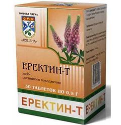 "Средство при задержке эякуляции ""Эректин-Т"" табл.№ 30 (ТМ Авиценна)"