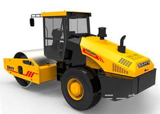 Дорожные катки рабочий вес:26700kg, возбуждающая сила:416/275kN