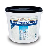Фарба фасадна акрилова 7кг