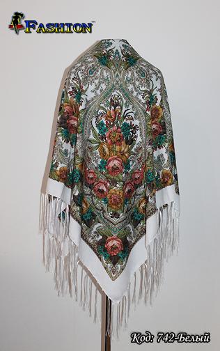 купити павлопосадську хустку в Україні