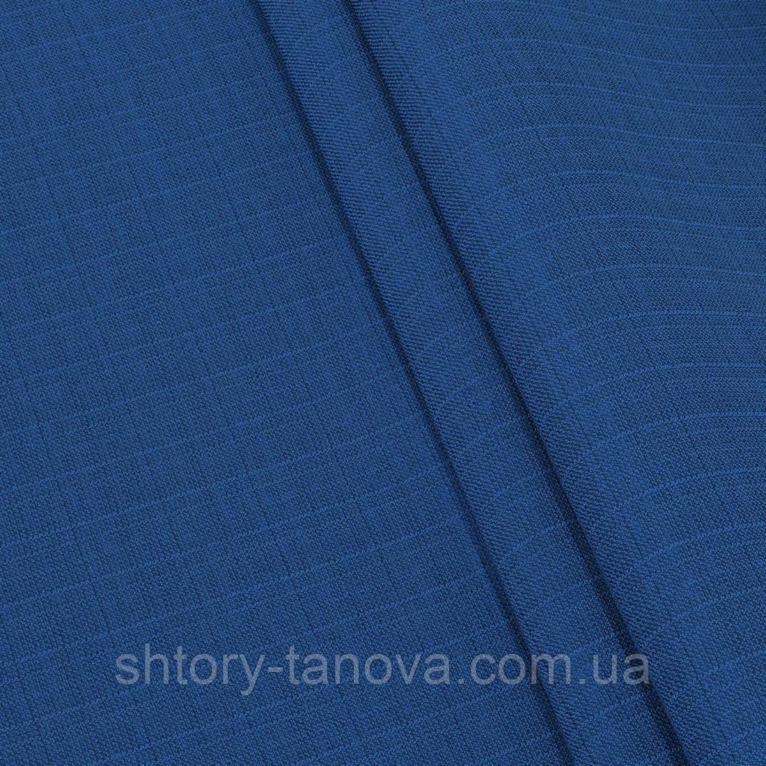 Рогожка зелін синій