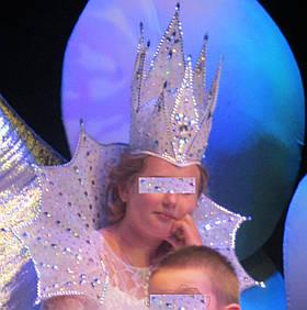 Корона Снежной Королевы На прокат