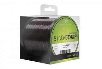 Волосінь коропова FIN Strong CARP 0,28 мм / 600m коричнева
