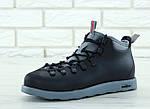 Зимние ботинки Native Fitzsimmons (черные) , фото 3