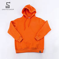 Теплое мужское худи Punch Rocky оранжевая, фото 1