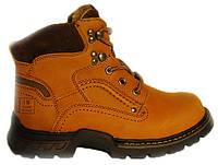 Ботинки кожаные мужские WINK (Венгрия), фото 1
