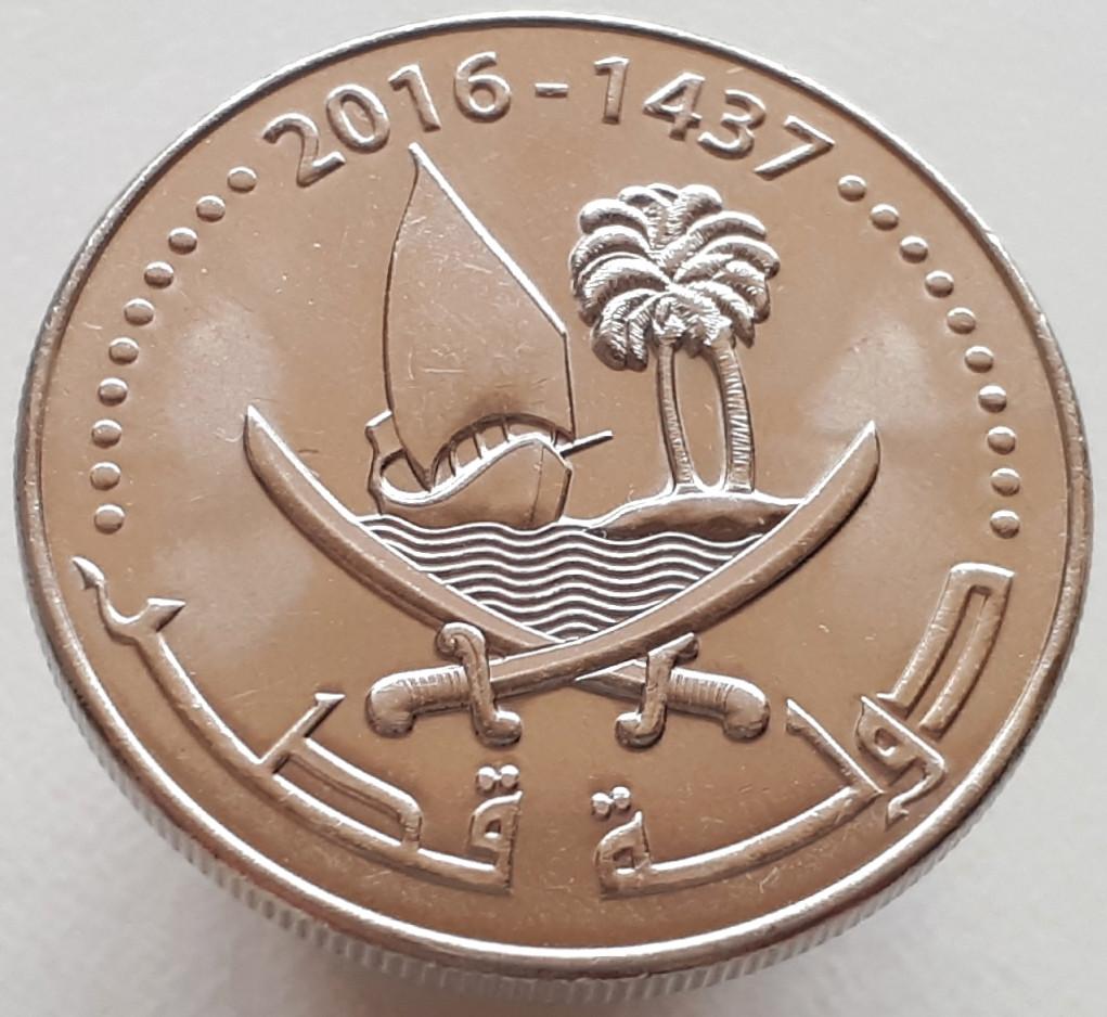 Катар 50 дирхам 2016
