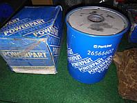 Топливный фильтр 26566602Perkins