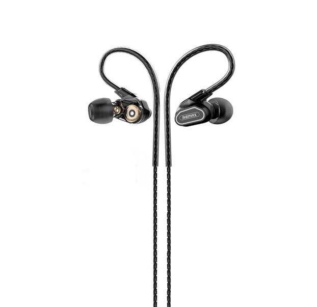 Навушники Remax RM-580 Black