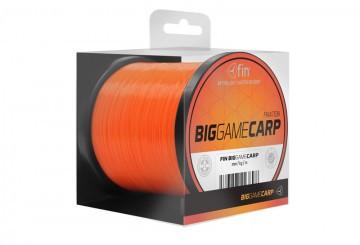 Леска карповая fin BIG GAME Carp 0,25мм / 600m оранж