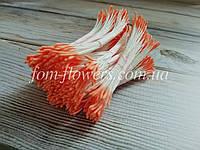 Тайские тычинки персиковые, удлиненные, фото 1