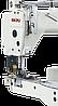 Baoyu BML-927-PL, двухигольная швейная машина цепного стежка на П-образной платформе с пуллером, фото 2