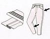 Baoyu BML-927-PL, двухигольная швейная машина цепного стежка на П-образной платформе с пуллером, фото 3