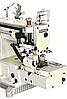Typical GK321-6, шестиигольная швейная машина цепного стежка с пуллером, для пришивания эластичных поясов, фото 2