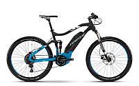 "Велосипед Haibike SDURO FullSeven LT 5.0 27,5"" 400Wh, рама 48 см, ход 120 мм, 2018"