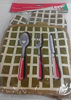 Набор прихватка и рукавичка Столовые приборы