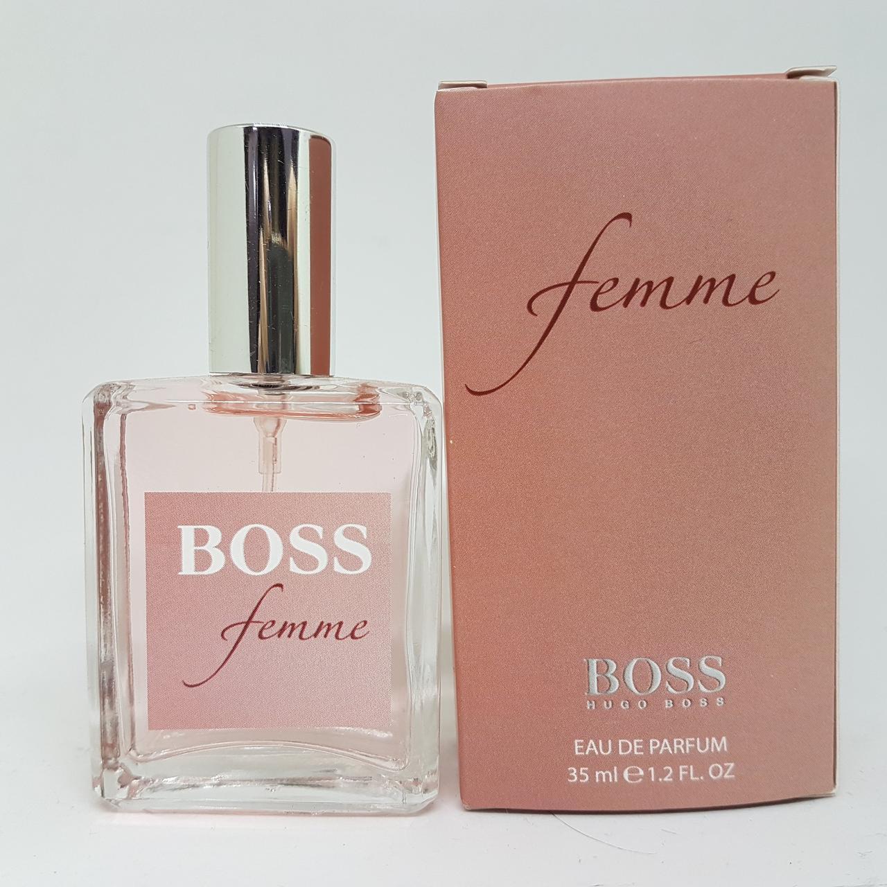 Hugo Boss Boss Femme Voyage 30ml цена 54 грн купить в харькове
