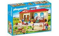 Конструктор Playmobil Возьми с собой:  4897 Ферма , фото 1